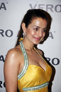 AmIsha Patel presence at Vero Moda Fashion Show