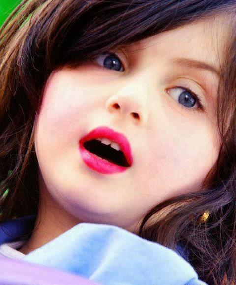 Cute Adorable Girl Baby Profile Picture For Facebook | AwesomeCoverz