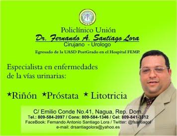 Dr. Fernando A. Santiago Lora
