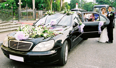 Xe cưới,xe cưới đẹp,xe cưới VIP,dịch vụ xe cưới