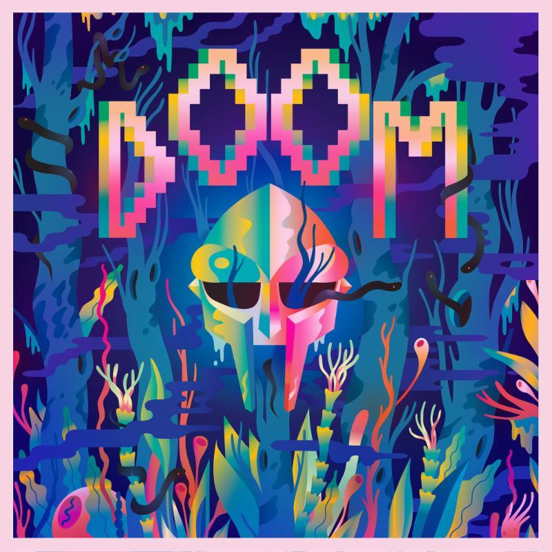 Mf doom adult swim