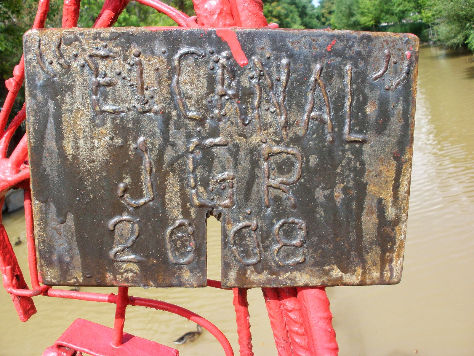 """""""El canal"""" JGR 2008"""