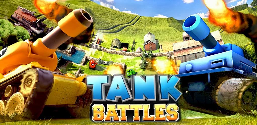 [Game-ModMoney] Tank Battles APK FULL v1.1.3g