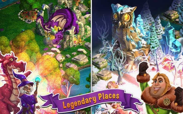 CastleVille Legends 2.5.242 MOD APK Crowns