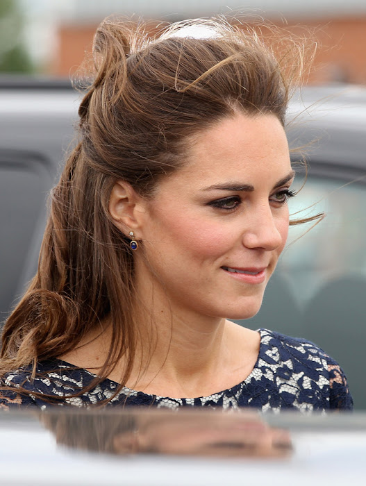 kate middleton arrive in canada , photo gallery