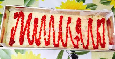 Pastel con jamón york y aceitunas -  receta