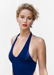 Divulgan fotos íntimas de la actriz Jennifer Lawrence