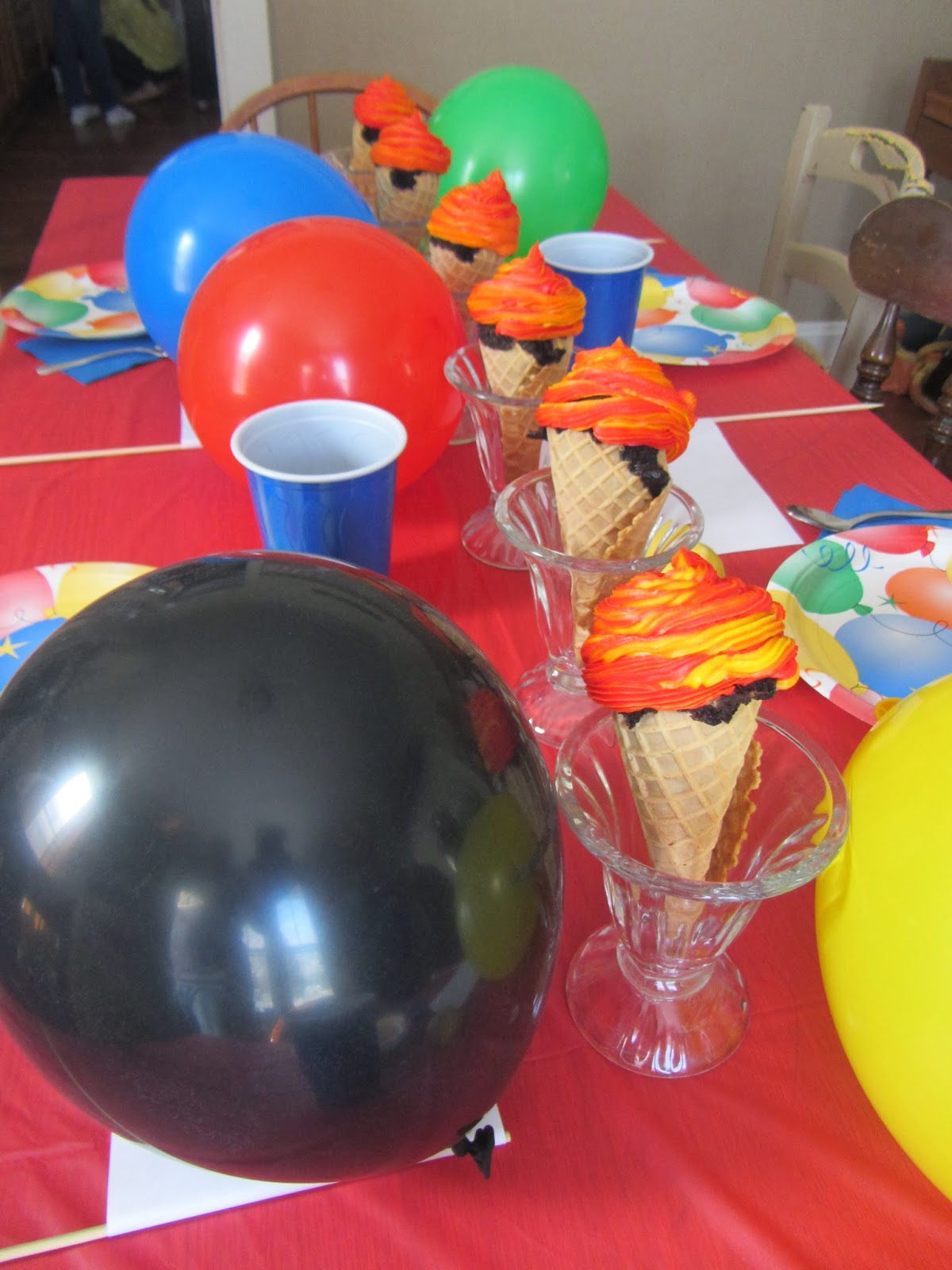 Olympic Party for Kids-The Unlikely Homeschool