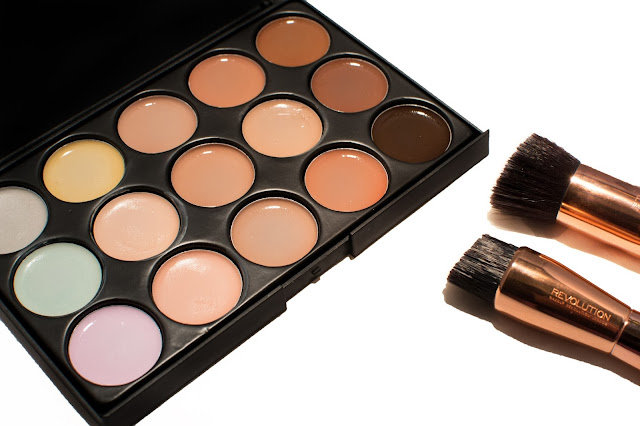 Ebay Bargains Conceal and contour palette