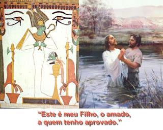 JESUS, DEUSES, OSIRIS, AMADOS, ESTUDO, RELAÇÃO, SEMELHANÇAS