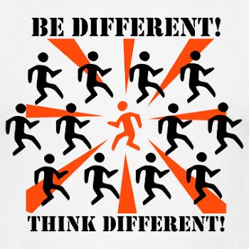 Farklı düşün, Farklı ol!
