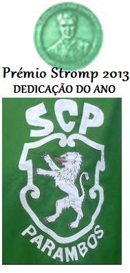 PRÉMIOS STROMP 2013