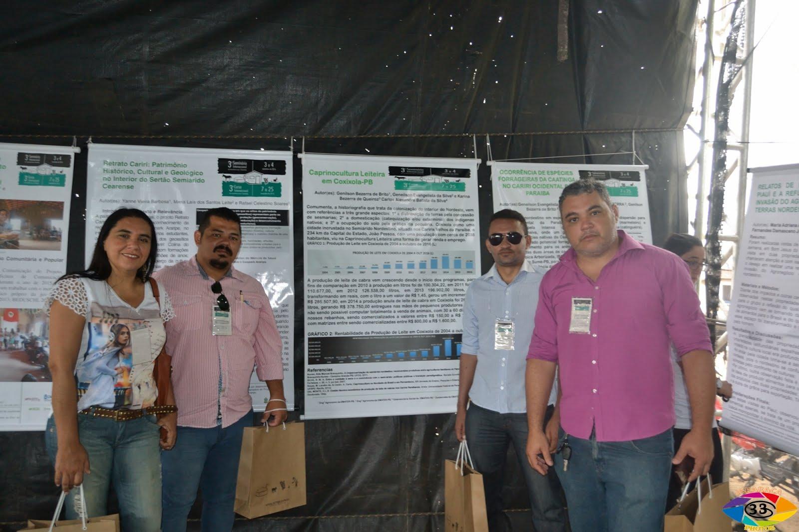 3º Seminário Internacional de Desenvolvimento do Semiárido