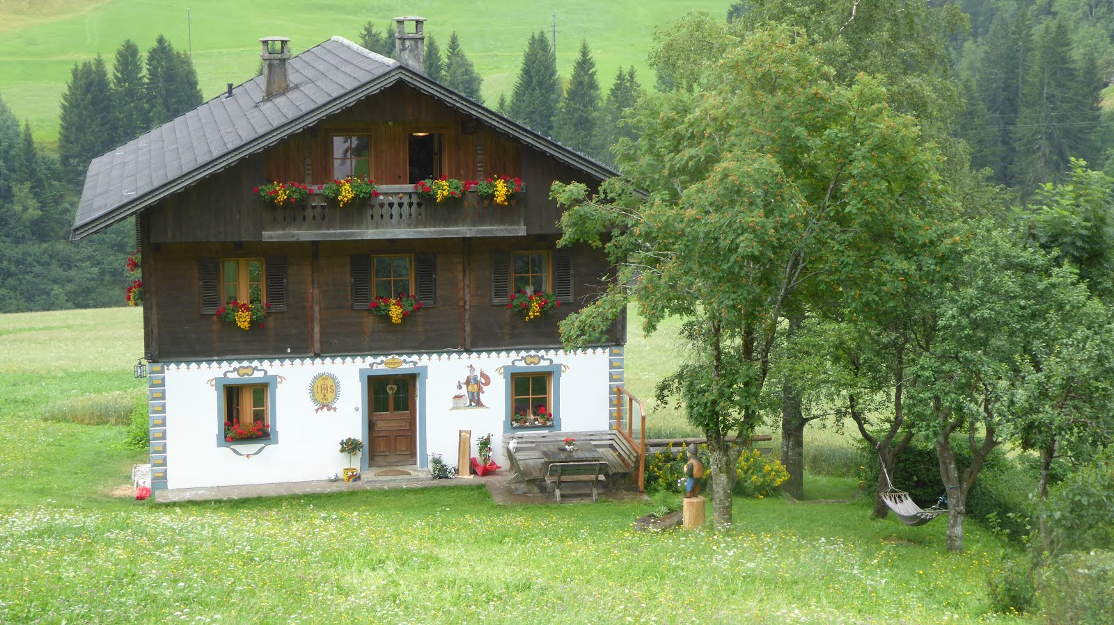 untertilliach, tirolo