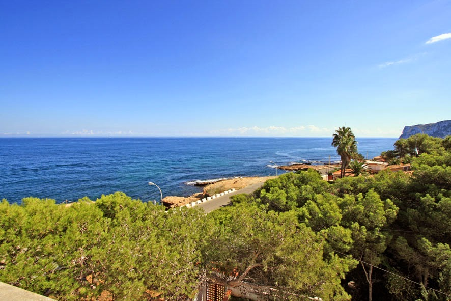 Magnificent Villa in first line of coast in Denia, Costa Blanca, Alicante