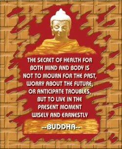 Taking Refuge in your Breath - Yoga, Body, Buddha Mind