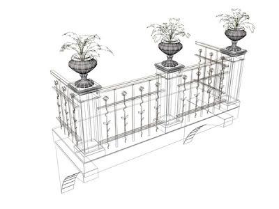 modelos de grades de varanda