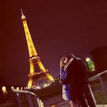Somos la Torre Eiffel encendida un 14 de Febrero