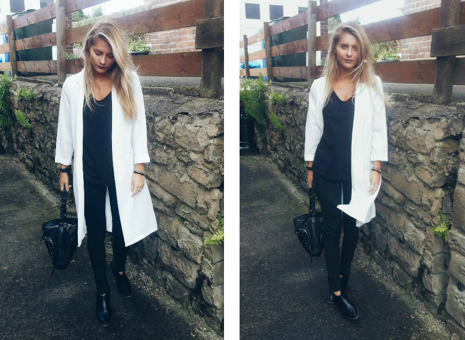 INSTAGRAM OUTFIT DUSTER COAT  sc 1 st  Fashion Influx & INSTAGRAM OUTFIT: DUSTER COAT | Fashion Influx