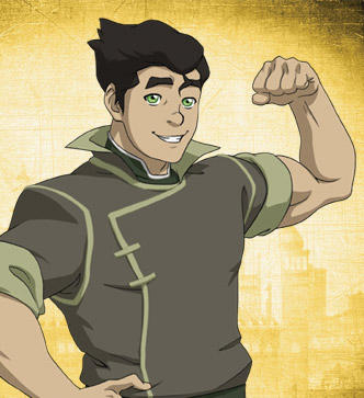 Bolin - Earthbender