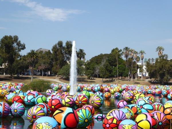 2015 MacArthur Park Spheres