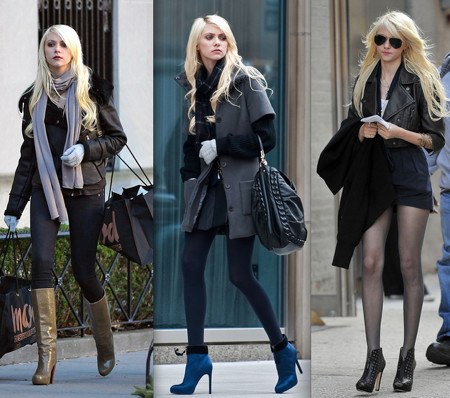 Perfectly Polished: Style Guide: Jenny Humphrey