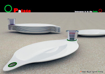 Creative Plates and Cool Plate Designs (15) 19