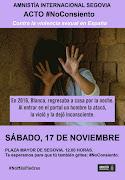 Contra la violencia sexual en España