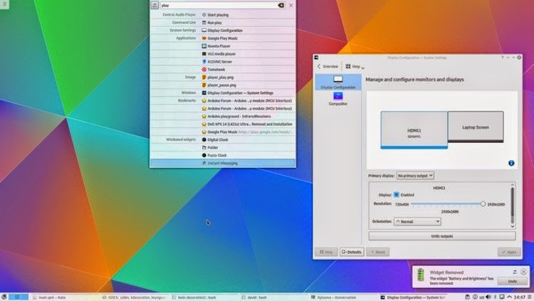Ubuntu vivid Vervet