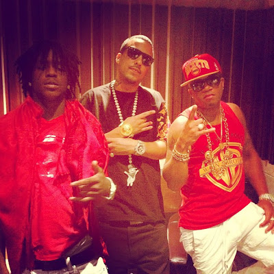 Red Cafe Ft. Chief Keef x French Montana x The Game x Fabulous - Gucci ...