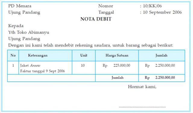 Dokumen Sumber Pencatatan Dan Mekanisme Debit Kredit Ss
