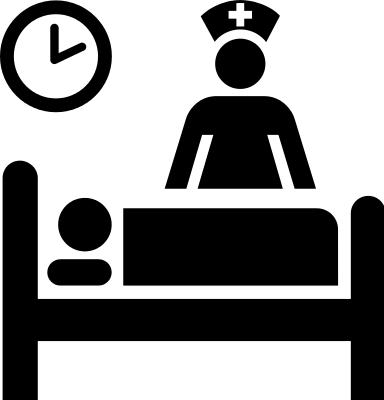 図:入院患者