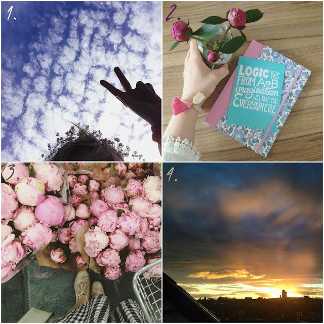 In Four:: via Instagram