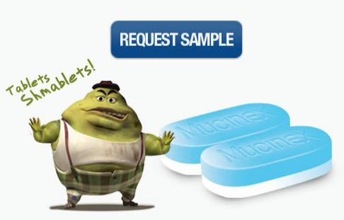 Being Frugal And Making It Work Free Mucinex Tablets Get Mucus Out