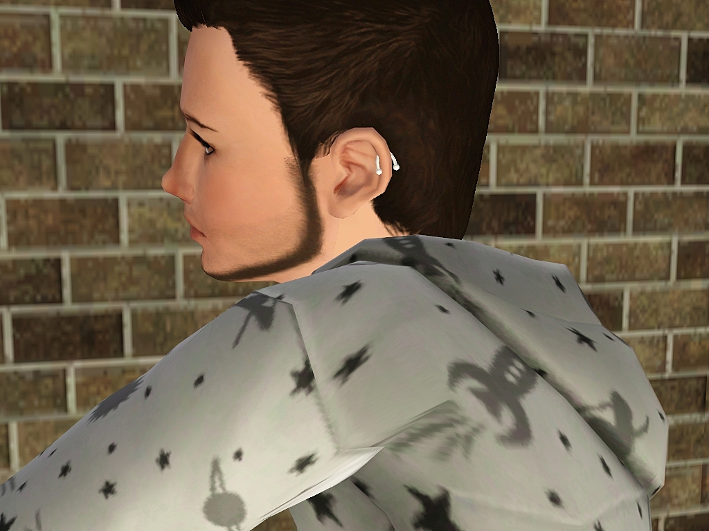 Helix Piercing V3 for Males by IN3S. Download at IN3S' Little Place