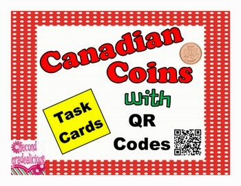http://www.teacherspayteachers.com/Product/Canadian-Coins-Task-Cards-With-QR-Codes-Coins-to-100-788990