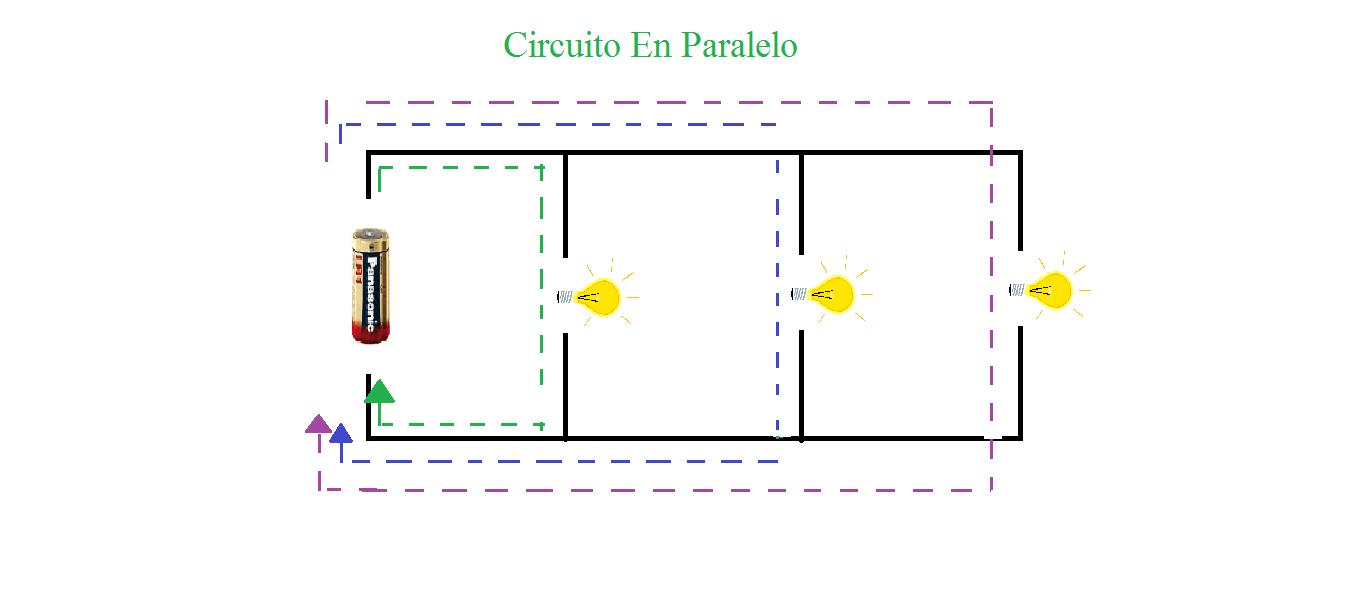 Circuito En Paralelo : Bienvenido a mi circuito en paralelo