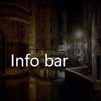 Info Bar, photoshop, tutorial