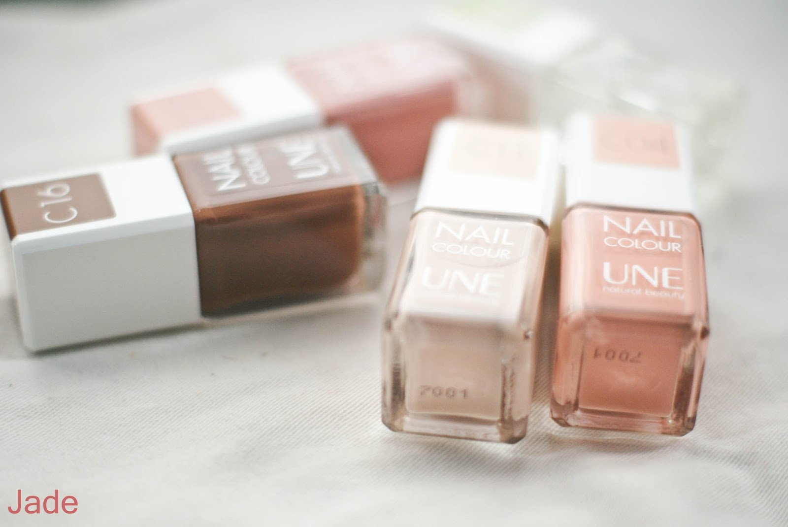 vernis naturel une beauty