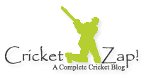 Cricketzap,A complete cricket blog