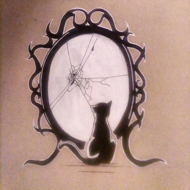 Write Outside The Box The Broken Mirror By John