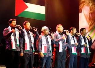 Lirik Lagu-lagu Palestin