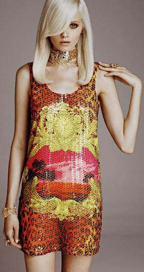 colección Versace H&M