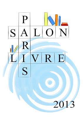 Visuel proposé pour le concours d'affiche du salon du livre de Paris 2013. Illustration réalisée par Florence Gobled, auteur de livres pour enfant et illustrateur jeunesse à Autun en Bourgogne