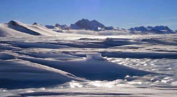 Jurang Sedalam 3 Km di Bawah Es Antartika