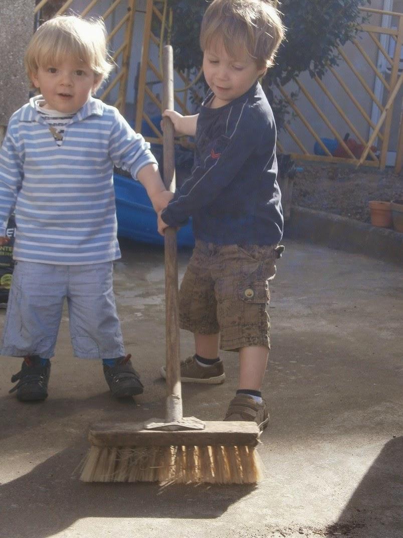 Louis et Noé