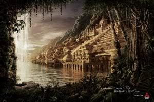 Misteri Kota Emas di Kota El-Dorado