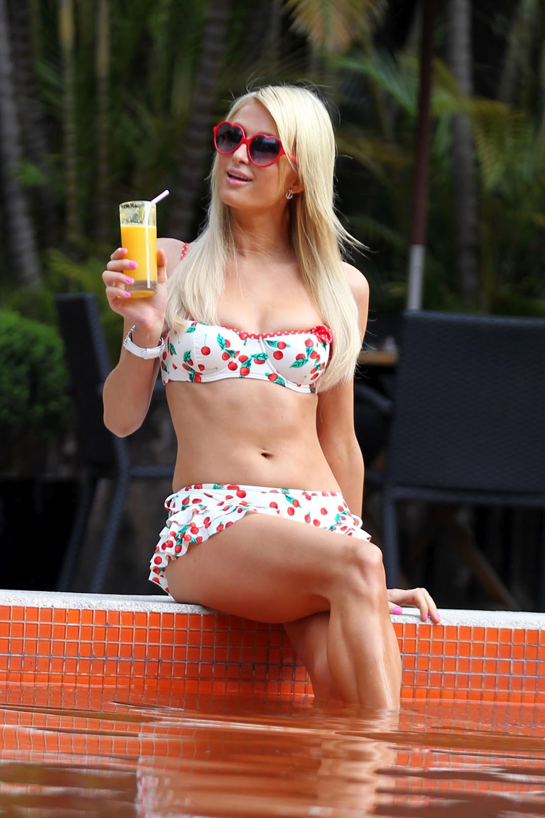 Recent Paris Hilton Pictures