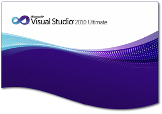 Visual Studio 2010 Ultimate - Default Splash Screen