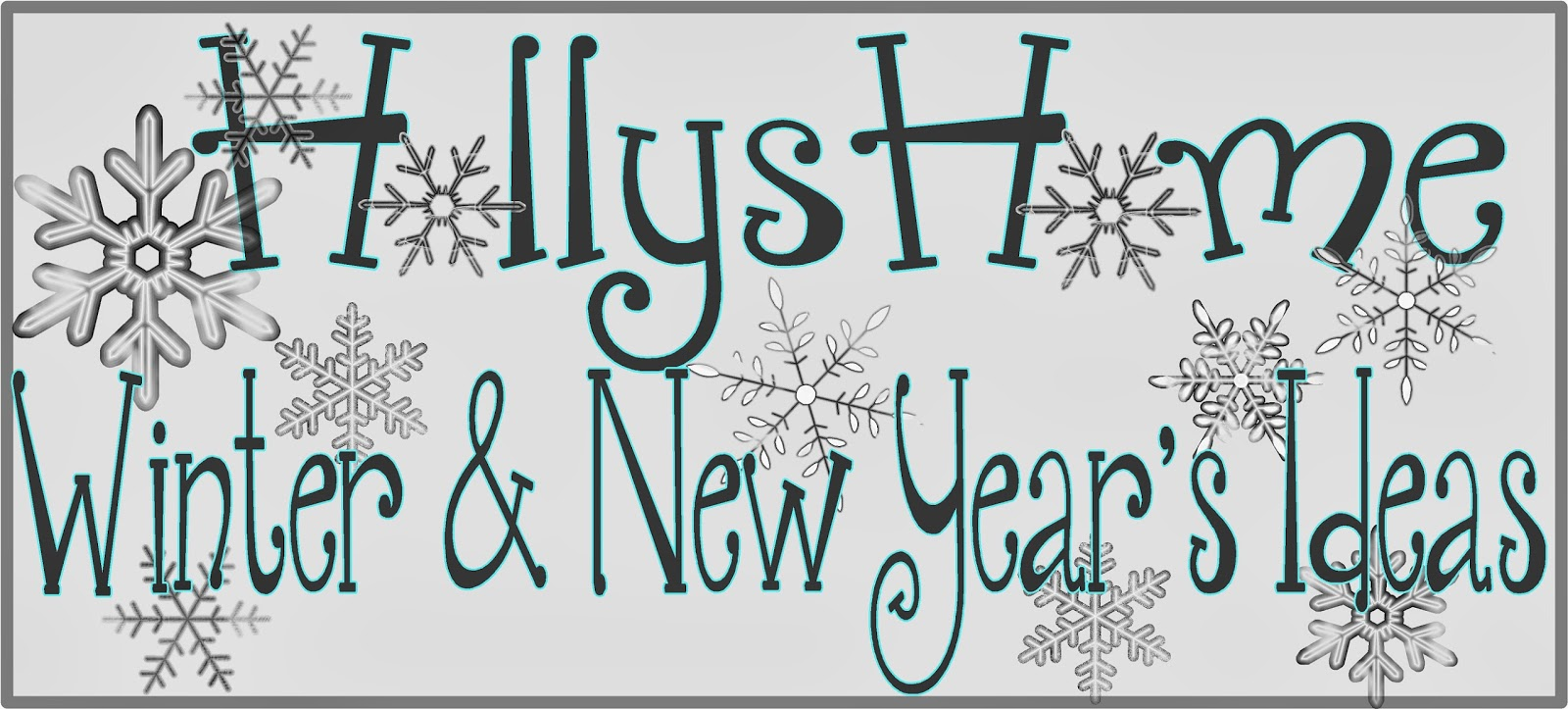HollysHome Family Life: Fun and Free New Year and Winter Ideas